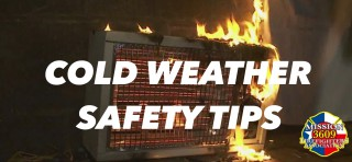 Cold weather threatens the RGV, fire fighters offer safety tips